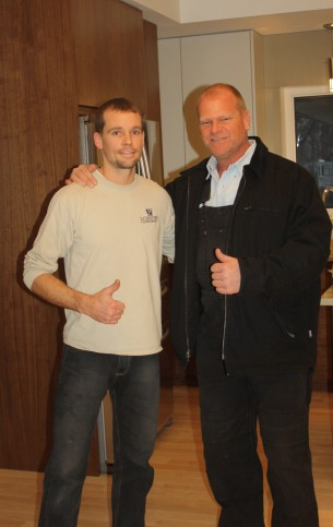 mike holmes jesse lumsden