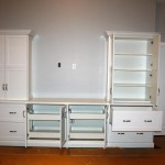 bedroom wall unit