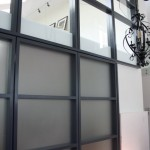 bespoke glass wall
