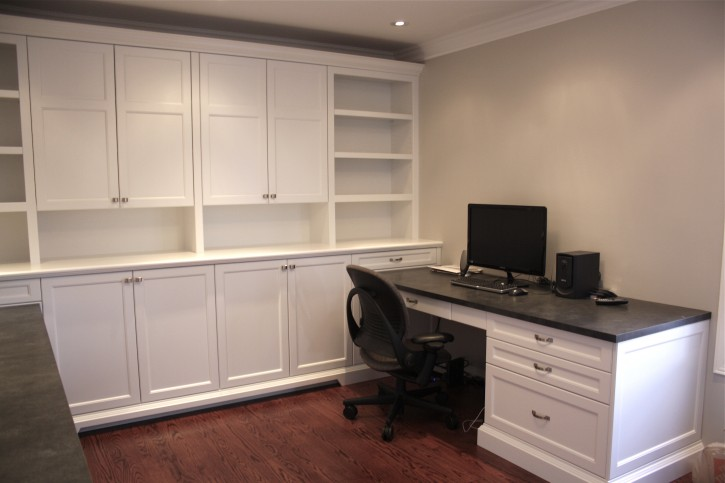 Office storage cabinetry