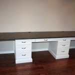 family office desk cabinet