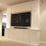basement storage tv cabinet