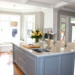grey island kitchen