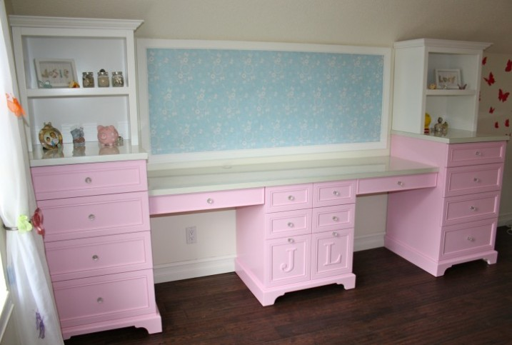 children desk dresser